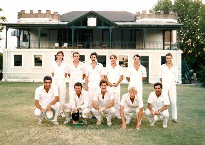 Cricket Hurligham Club